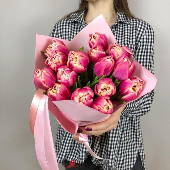 15 тюльпанов Коламбус